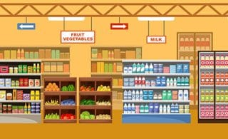 Uvrštavanje proizvoda na police trgovina